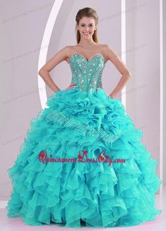 sweet sixteen turquious dresses poofy | Aqua Green Quinceanera Dresses $344.69 $217.58. elegant aqua
