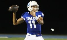 Kellen Mond could be the future of Texas A&M = Kellen Mond, four-star dual-threat quarterback from Bradenton, FL (IMG Academy), took a big step in the recruitment process this past Monday — making a huge statement for the Aggies in the process.  Mond, who committed to.....
