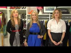Stylish non-suit options for a job interview. Cute and Corporate | Who What Wear Ep 8