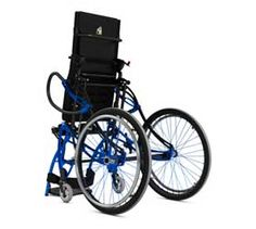 Standing Wheelchair, Lifestand Helium - MobilityCare