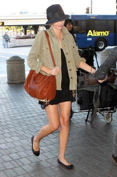 Maternity wear: Miranda Kerr style