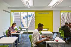 Lewisham Southwark College by Platform 5 Architects & Richard Hopkinson Architects Photography: Alan Williams Photography