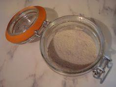 An Organic Wife: Homemade Tooth Powder