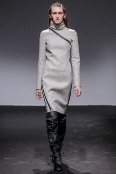 Nicolas Andreas Taralis Fall 2013 Ready-to-Wear Fashion Show