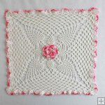 Pineapple Doily and Table Topper Crochet Pattern [PS019] - $7.99 : Maggie Weldon, Free Crochet Patterns