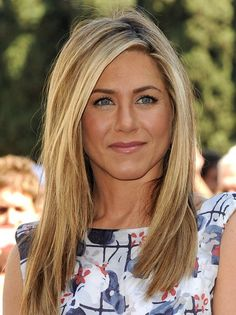 New Hair Cuts Blonde Jennifer Aniston Ideas Jennifer Aniston Style, Jennifer Aniston Hairstyles, New Hair, Hair Day, Your Hair, Jeniffer Aniston, Beauté Blonde, Blonde Haircuts, Corte Y Color