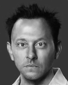Ben Linus - Lost - JRSly.deviantart.com (this is a charcoal drawing, not a photo)