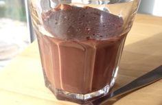 Crème pâtissière au chocolat au Soup and co