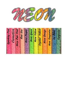 Toho Neon Beads Neon Jewelry, Pink And Green, Purple, Orange Roses, Beading Supplies, Carnations, Beadwork, Seed Beads, Turquoise