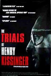 The Trials of Henry Kissinger Poster