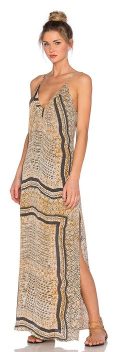 Jeera dress by Rory Beca. Self: 60% viscose 40% silkLining: 100% rayon. Dry clean only. Partially lined. Adjustable shoulde...