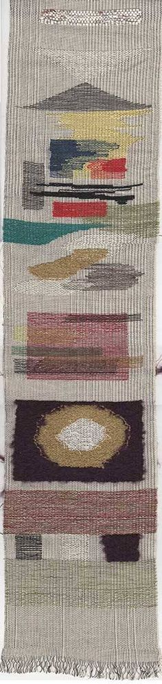 Weaving as an Art form Inspired by Theo Moorman – The Common Thread Tapestry Weaving, Art Studies, Art Forms, Basket Weaving, Ikat, Loom, Textiles, Concept, Creative