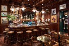 Ralph Lauren's New Bar is a Must-Visit for Fashion Lovers | Architectural Digest