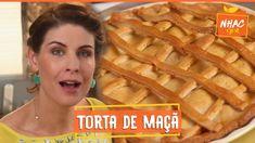 Torta de maçã | Rita Lobo | Cozinha Prática Cheesecakes, Apple Pie, Food And Drink, Pudding, Healthy Recipes, Baking, Breakfast, Creme, Sweet