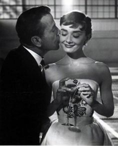Audrey Hepburn...OMG, she was absolutely stunning as well as kind hearted, too.  I wish I could have met her.