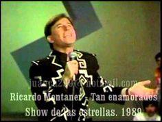 Ricardo Montaner - Tan enamorados (Colombia 1989) Audio Hq