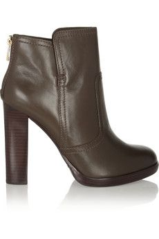 93f231c51338 Tory Burch - Leather ankle boots