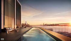 Condominium for Sale at 551 WEST 21ST STREET PHA New York, New York,10011 United States