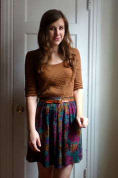 four square walls: another renfrew mod {a cardigan & a sweater knit pullover}