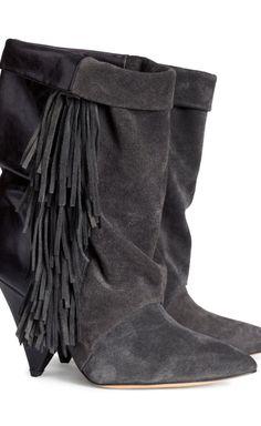 Isabel Marant for H&M Dark Grey Boot