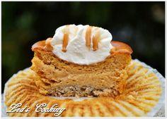 Lea's Cooking: Mini Pumpkin Cheese Cakes