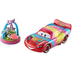 Disney/Pixar Cars Easter Lightning McQueen Die-Cast Vehicle