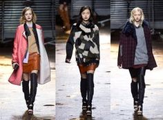 Cutout Boots were a huge trend at the 3.1 Phillip Lim Fall 2013 show