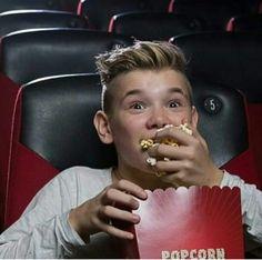 I like popcorn too🍿😂❤️❤️ Love You, My Love, New Music, True Love, Fangirl, Thats Not My, Cinema, Fandoms, Sexy