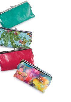 Hobo Lauren Vintage Wallet #belk125