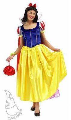 Disfraz de Blancanieves.