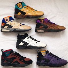 Nike Air Mowabb OG ACG 1991. I owned a pair in the Purple.