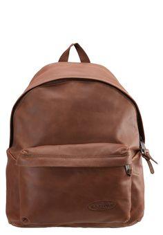 9fca625f202e Eastpak PADDED PAK R LEATHER - Rugzak - brownie leather - Zalando.be