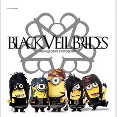 Black Veil Brides Minons
