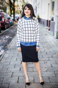 navy blue #navyblue #fashion #style #streetstyle #fashionblogger #fashionista