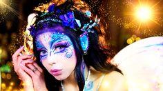 Fairy Makeup - already planning next year