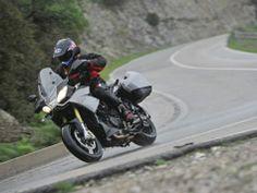 2014 Aprilia Caponord 1200 |  First Ride | Motorcyclist Magazine