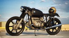 1975 BMW R75/6 - Rudy - The Bike Shed