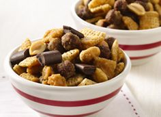 cocoa puffs peanut chocolate crunch #recipe