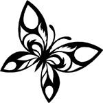 Check out this great sticker at Carstickers.com! Butterfly in Flight Sticker   for golf cart