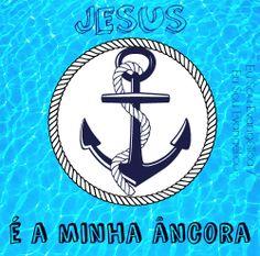 Quando o mar se revolta a âncora mantém, quando a vela se quebra na presença do meu rei Jesus eu encaro a tempestade, porque o Senhor acalma o mar. » Eu Sou Evangélica / Eu Sou Evangélico «