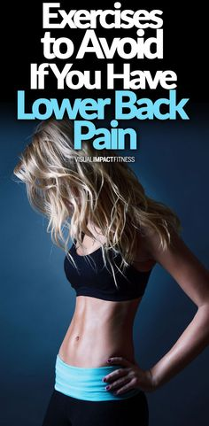 Without realizing it, a lot of people are doing exercises in the gym that make their back pain worse. Here are the main exercises to avoid if you suffer low back pain. Back Stretches For Pain, Lower Back Exercises, Lower Back Injury, Workout Plan For Men, Workout Plans, Oil For Hair Loss, Fit Board Workouts, Tabata Workouts, Workout Ideas