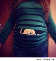 Pregnancy shirt...hilarious!