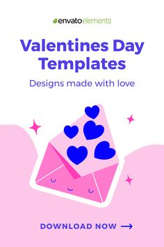 Be Inspired this Valentine's Day with Envato Elements! Find What You Need Today! Be Inspired this Valentine's Day with Envato Elements! Find What You Need Today! Valentines Anime, Valentines Day Wishes, Valentines Gifts For Boyfriend, Valentines Day Background, Valentines For Kids, Valentine Crafts, Boyfriend Gifts, Valentine Nails, Valentine Ideas