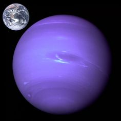 4th largest planet, 8th furthest away... Neptune