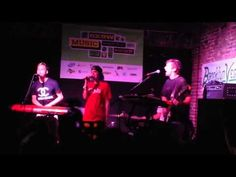 """New York band MS MR play their song """"Fantasy""""  live in Austin Texas, SXSW 2013"""