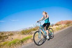 Fettkiller Fahrrad - dieser 8-Wochen-Plan lässt die Pfunde verschwinden! #fit #biken #natur