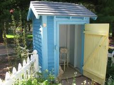 Garden Sheds Painted painted garden sheds - google search | home: backyard gardens
