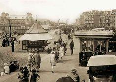 Promenade & South Parade Pier, Southsea, c1925