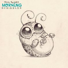 Lazy bug enjoying the fact he doesn't have to pay taxes. #morningscribbles | Flickr - Photo Sharing!