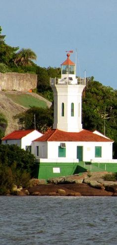Itapuã_da_Lagoa_Lighthouse - Porto Alegre - Brazil Visit and like my page on Facebook: https://www.facebook.com/AllThingsBrazil